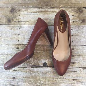 Cole Haan Brown Heels 9.5